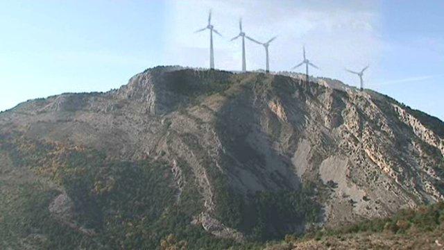 Image d'illustration pour Un projet d'éoliennes abandonné dans le Var et les Alpes Maritimes