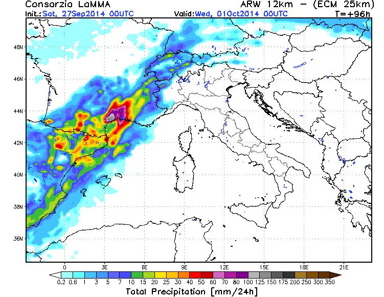 Image d'illustration pour 73 communes en catastrophe naturelle sur le Gard, l'Hérault et l'Aveyron