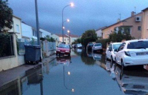 Image d'illustration pour Fortes pluies et inondations dans l'Aude et les Pyrénées Orientales