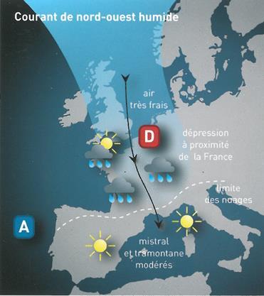 Image d'illustration pour Pluie, vent, fraîcheur, neige : un été pourri ?