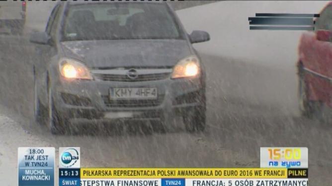 Image d'illustration pour La neige arrive sur l'Europe de l'Est