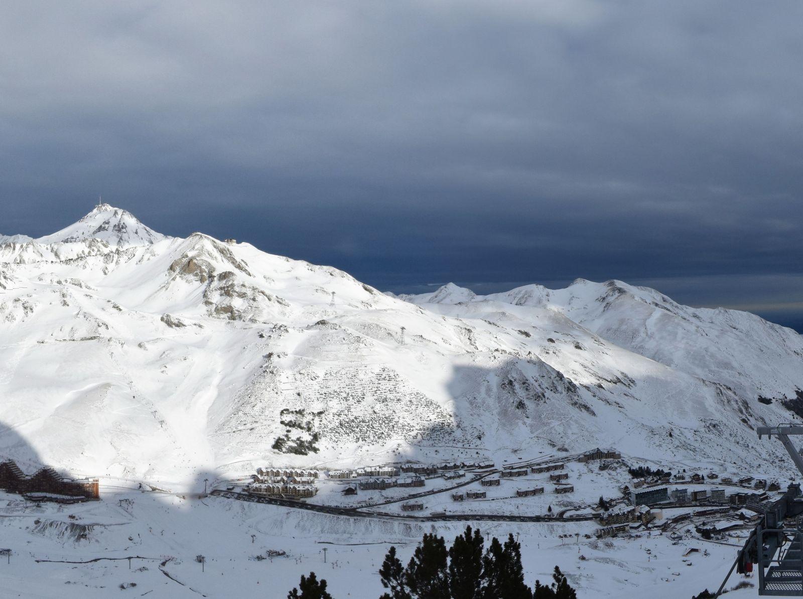 Image d'illustration pour Retour de la neige en montagne!