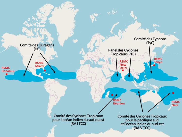Image d'illustration pour Cyclones, ouragans et typhons : d'où proviennent les prénoms ?