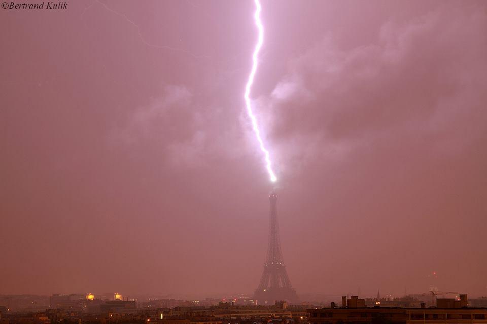 Image d'illustration pour Chaleur, orages et... fraicheur : un week-end de contrastes