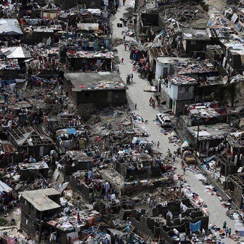 Image d'illustration pour Ouragan Matthew entre Haïti, Cuba, Bahamas et Etats-Unis