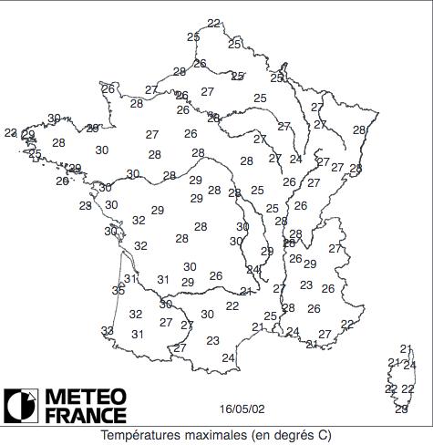 Image d'illustration pour Investiture présidentielle et météo