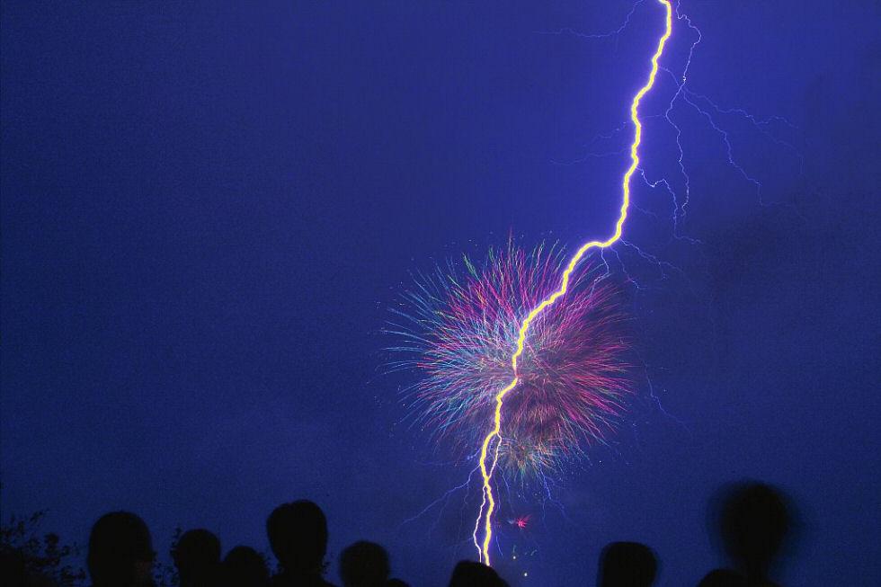 Image d'illustration pour Quel temps pour les festivités du 14 Juillet ?