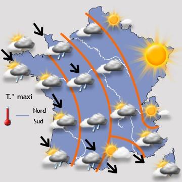 Image d'illustration pour Soleil et douceur avant une dégradation cette fin de semaine