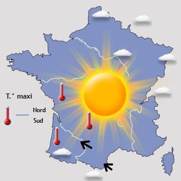Image d'illustration pour Soleil et pic de chaleur cette semaine