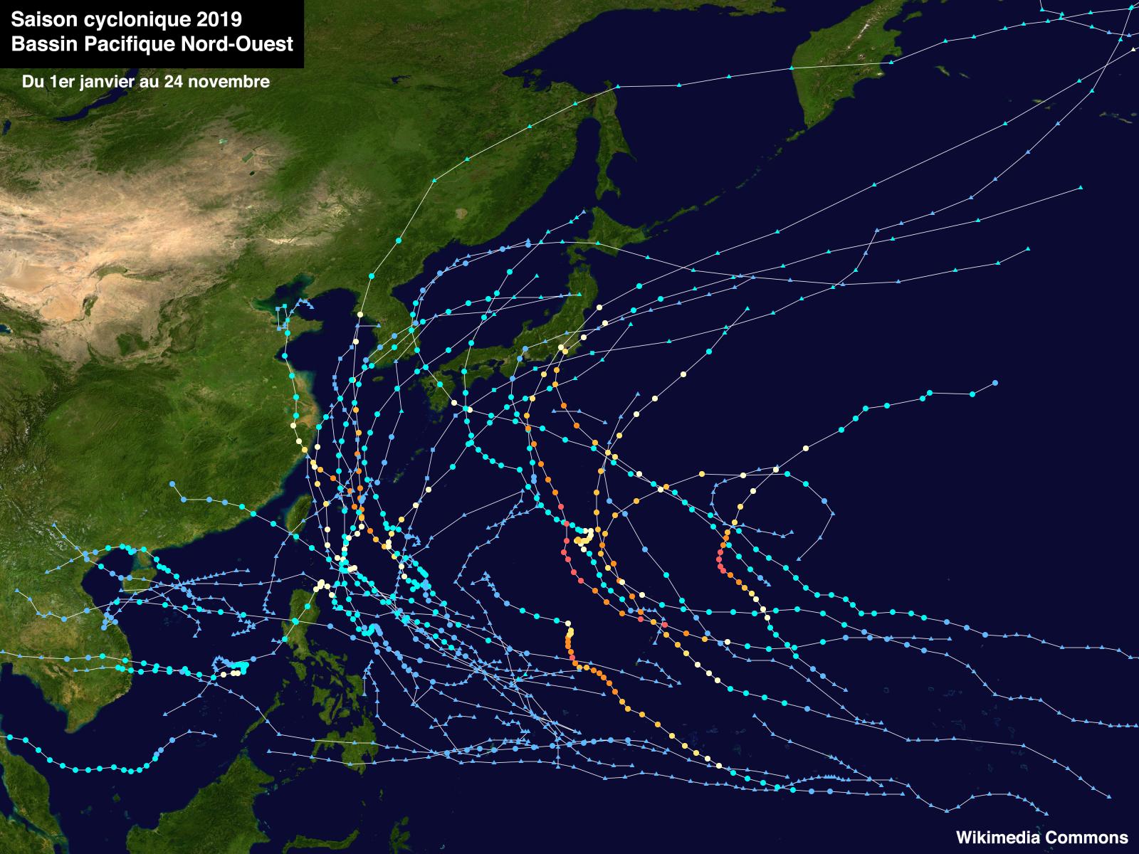 Image d'illustration pour Typhon Kammuri : les Philippines en alerte
