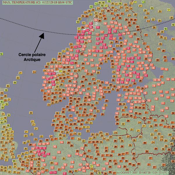 Image d'illustration pour Canicule : l'Europe en surchauffe