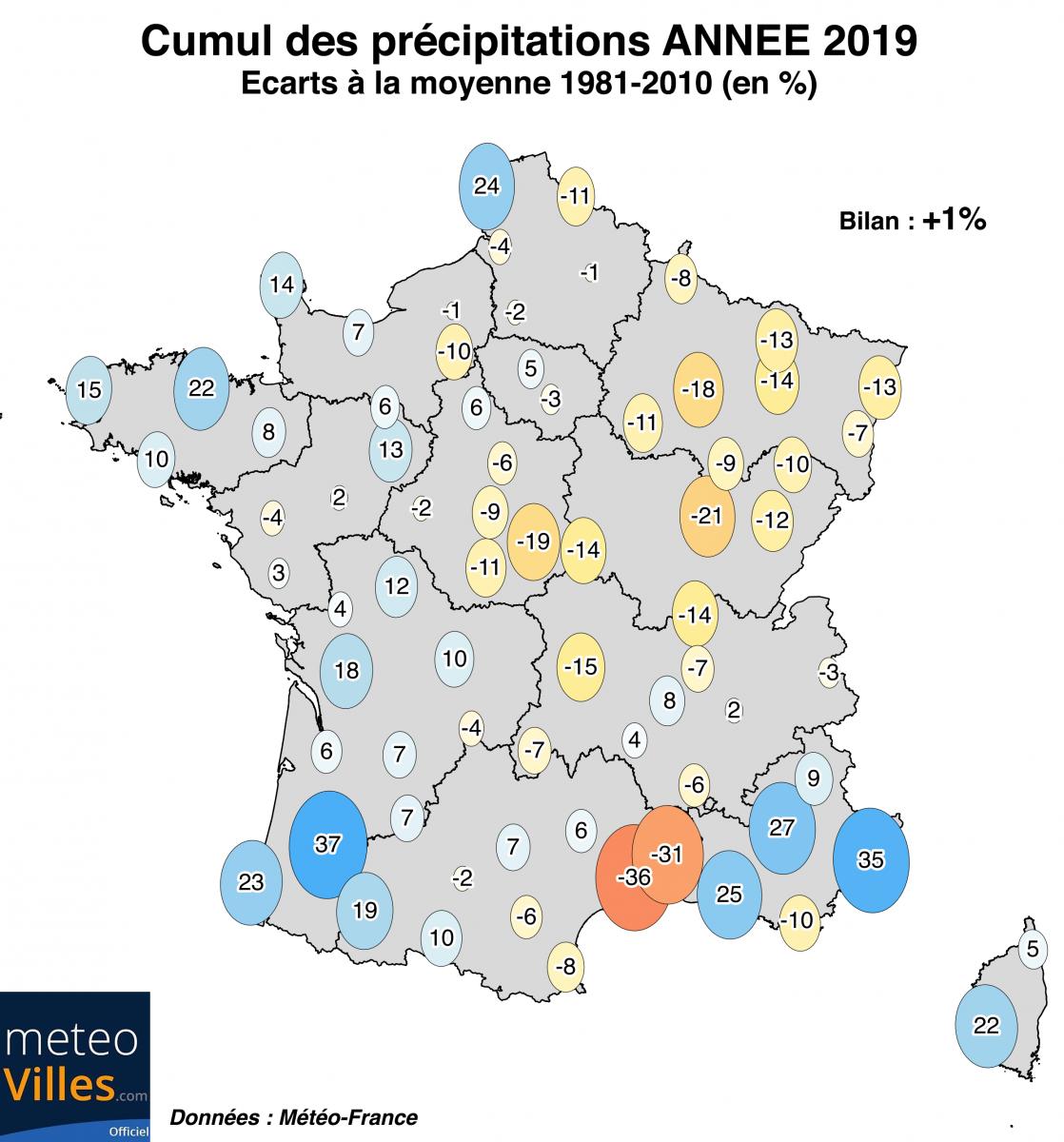 Image d'illustration pour Une sécheresse est-elle possible sur la France cet été ?