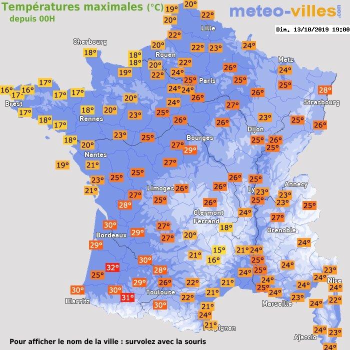 Image d'illustration pour Un automne particulièrement perturbé sur la France : Premier bilan