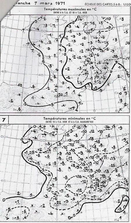 Image d'illustration pour Vague de froid tardive : quelques antécédents notables