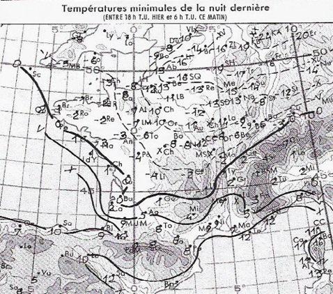 Image d'illustration pour Histoire : le jour de l'An en météo