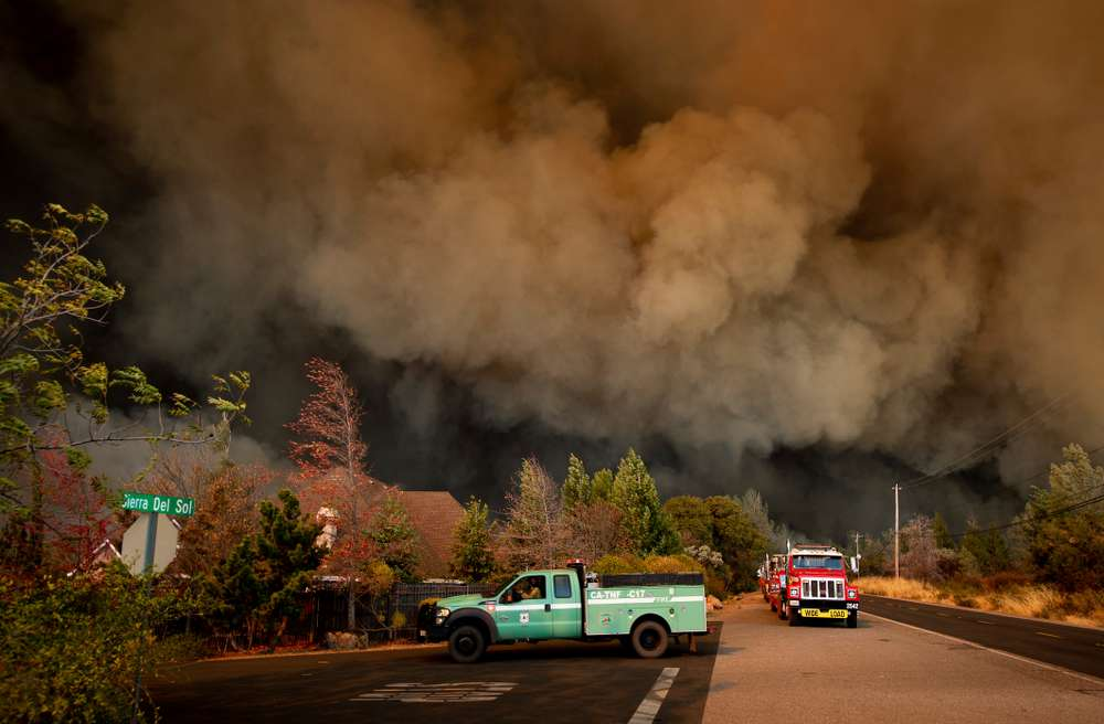 Image d'illustration pour Incendies meurtriers en Californie