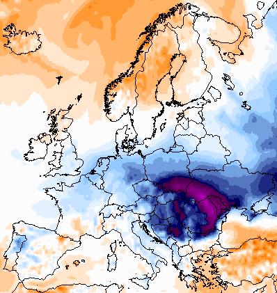 Image d'illustration pour Première neige à Moscou - Le froid va-t-il gagner la France ?