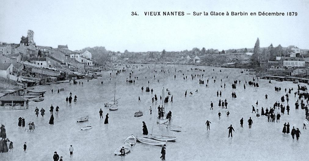 Image d'illustration pour -23,9°C à Paris le 10 décembre 1879