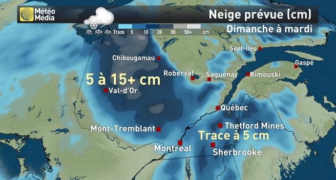 Image d'illustration pour Offensive hivernale tardive au Québec