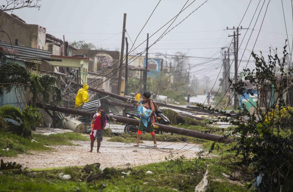 Image d'illustration pour Ouragan majeur Irma : le bilan