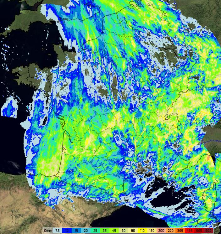 Image d'illustration pour Les dernières pluies ont-elles atténué la sécheresse ?