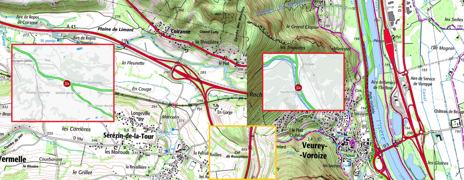 Image d'illustration pour Naufrage sur l'A48: polémique entre Météo-France et le préfet de l'Isère
