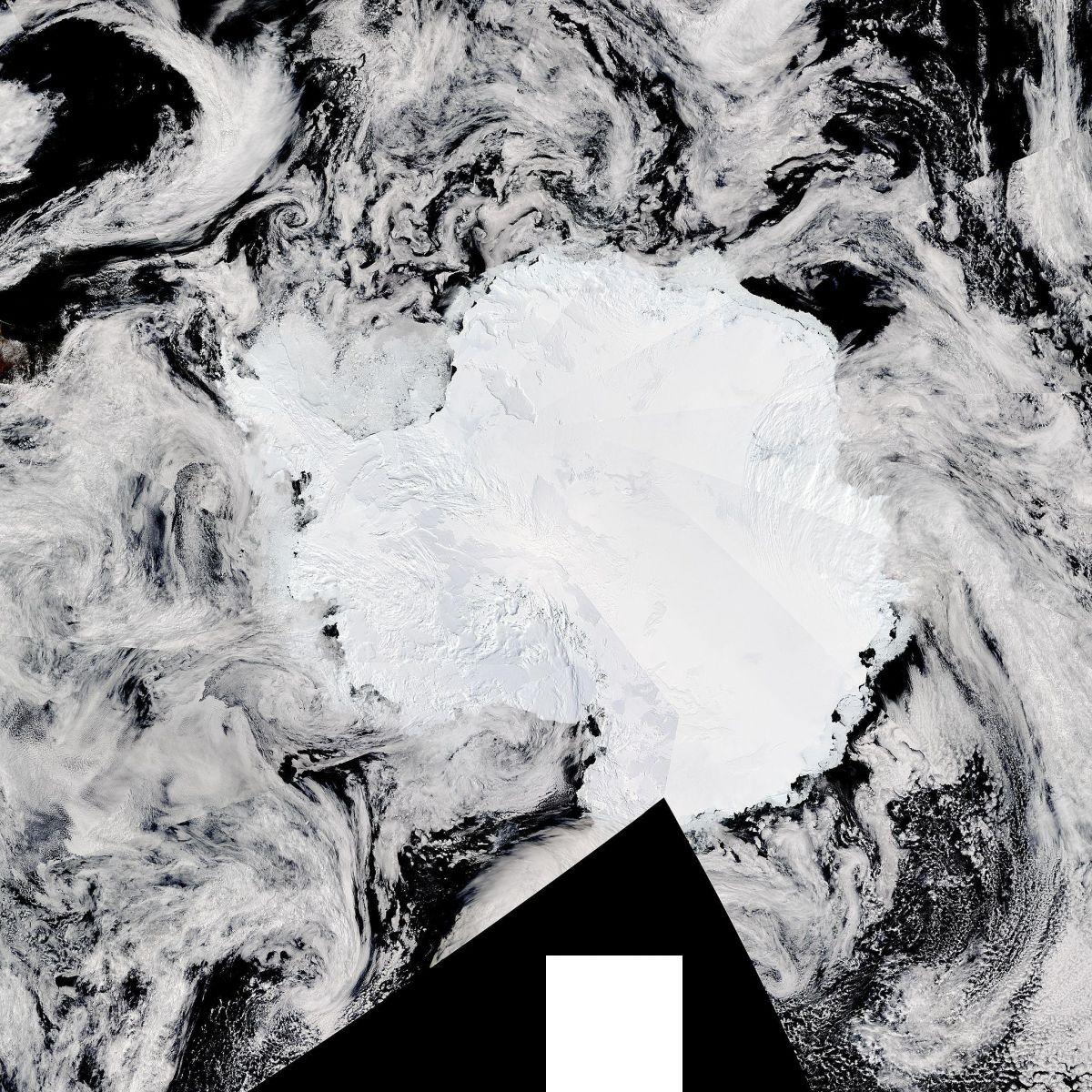 fonte de la banquise arctique