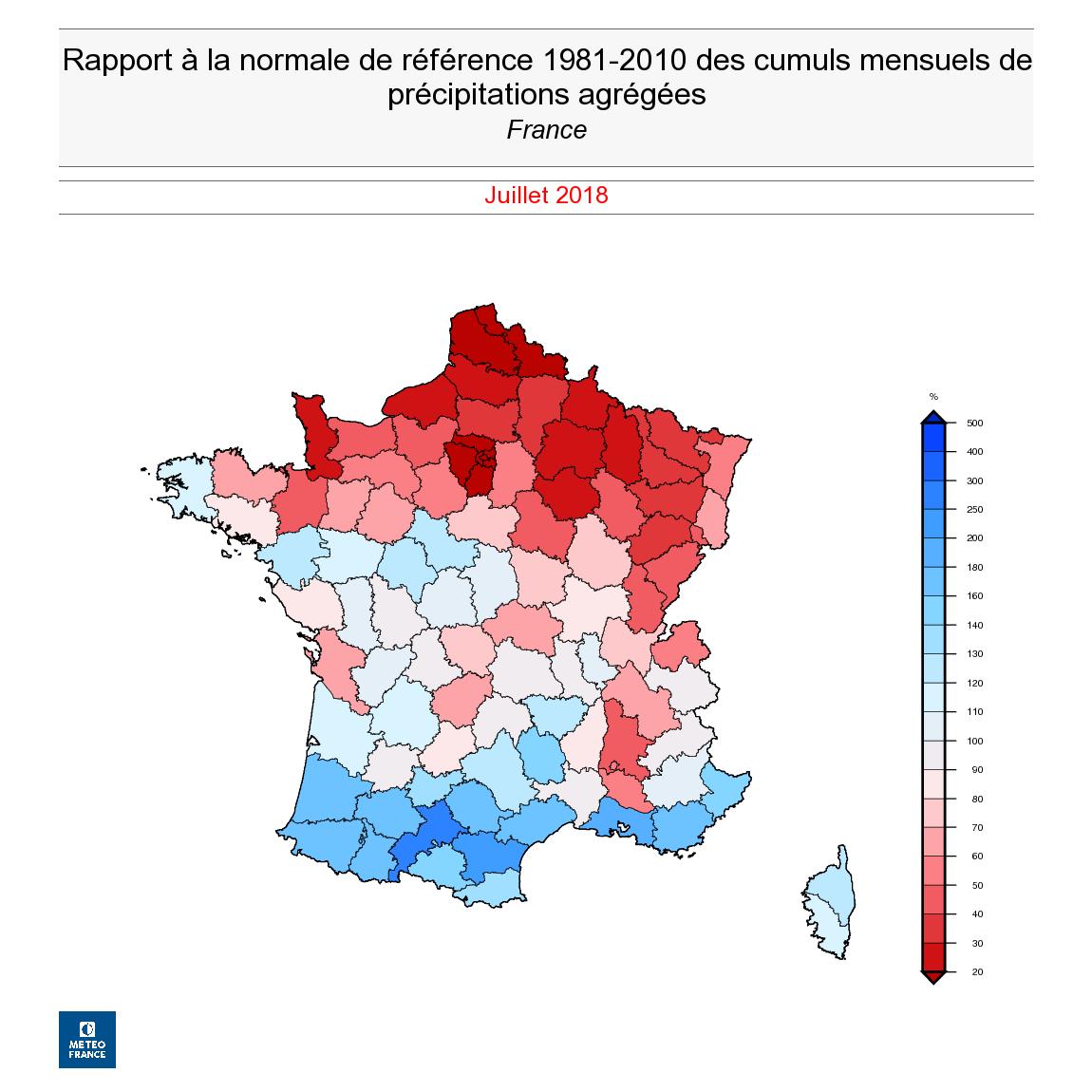 Image d'illustration pour Chaleur : le 3e mois de juillet le plus chaud depuis le début du 20e siècle