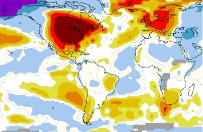 Image d'illustration pour Etats-Unis : le printemps le plus chaud depuis un siècle