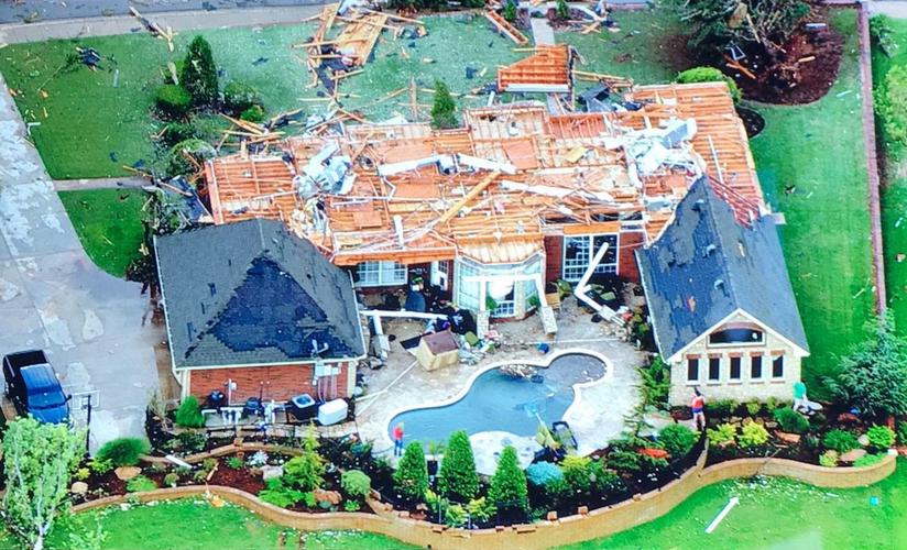 Image d'illustration pour Etats-Unis : 75 tornades en seulement 3 jours