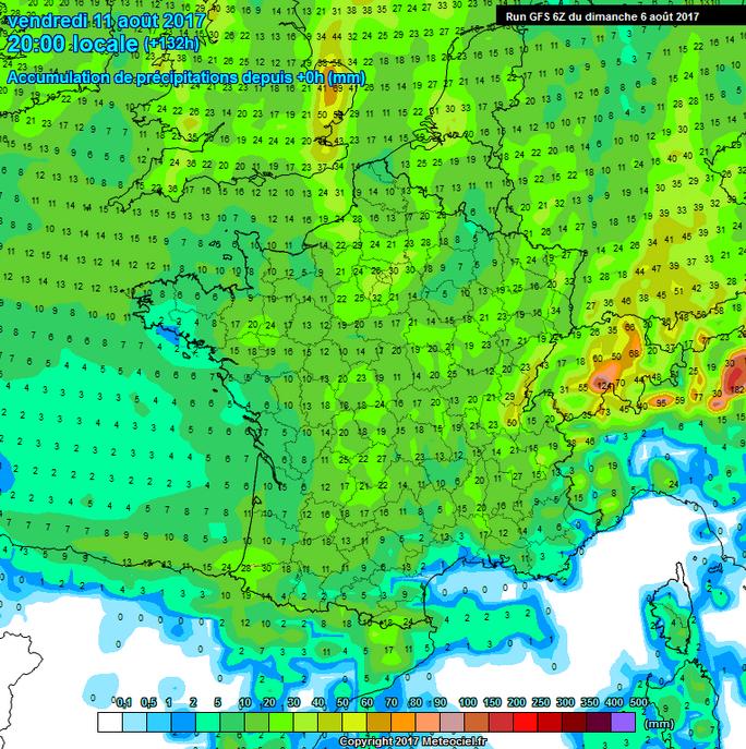 Image d'illustration pour Pluie, vent et fraicheur à partir de mardi !