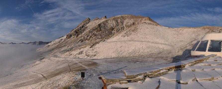 Image d'illustration pour Première gelée en plaine & première neige en montagne en cette fin août