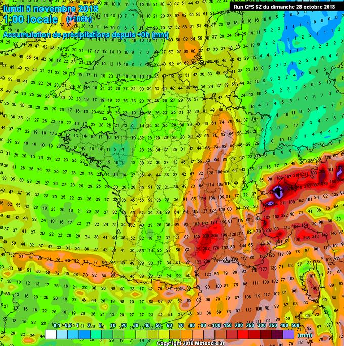 Image d'illustration pour Orages, fortes pluies et vents violents : avis de tempête en Méditerranée