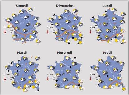 Image d'illustration pour Un soleil en berne : le nord de la France attend l'été