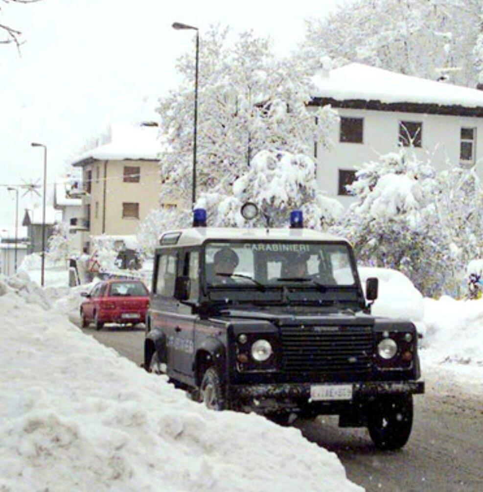 Image d'illustration pour Retour de la neige dans les Alpes