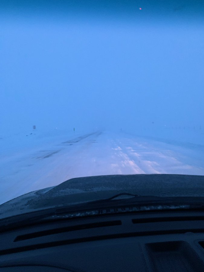 Image d'illustration pour Tempête hivernale historique entre Alberta et Montana