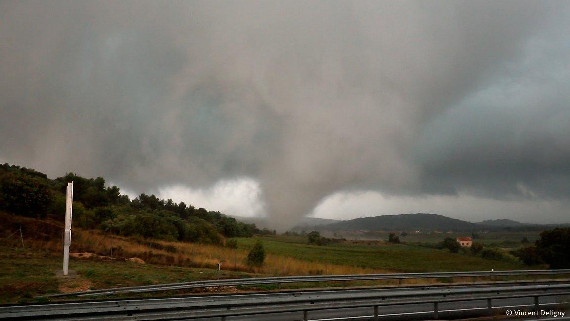 Image d'illustration pour Episodes pluvieux et orageux dans le Sud : suivi et prévision