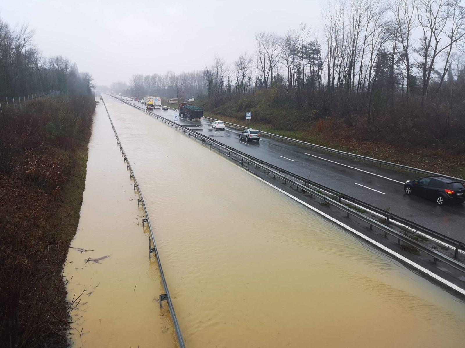 Image d'illustration pour Tempêtes et inondations : bilan des intempéries des 13/14 décembre