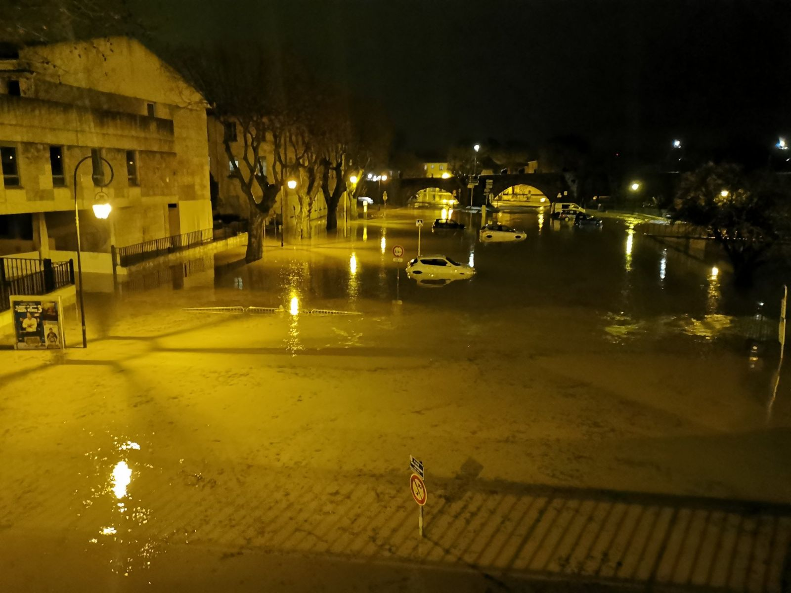 Image d'illustration pour L'Aiguat, un épisode pluvieux intense typique du Sud de la France