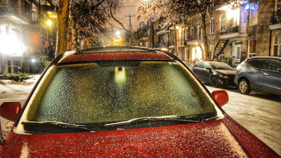 Image d'illustration pour Tornade, neige et verglas : sévère dégradation en Amérique du Nord