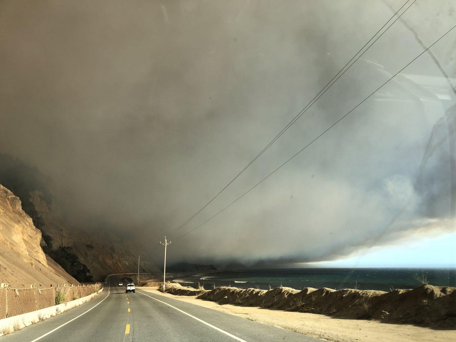Image d'illustration pour Incendies dévastateurs en Californie