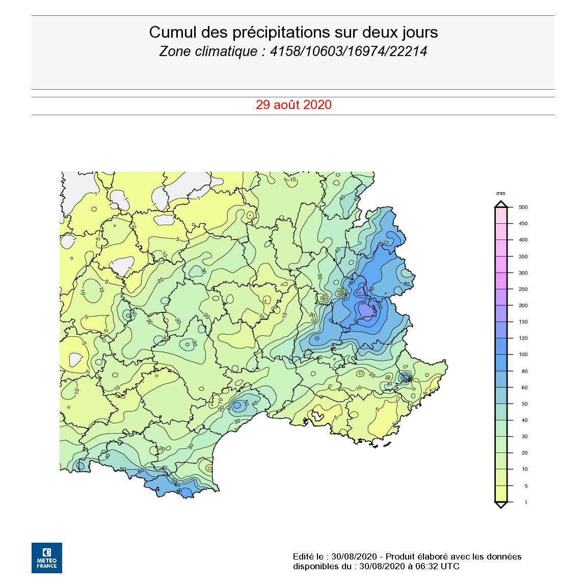 Image d'illustration pour Pluie, fraîcheur et neige sur les Alpes : l'automne à la fin août