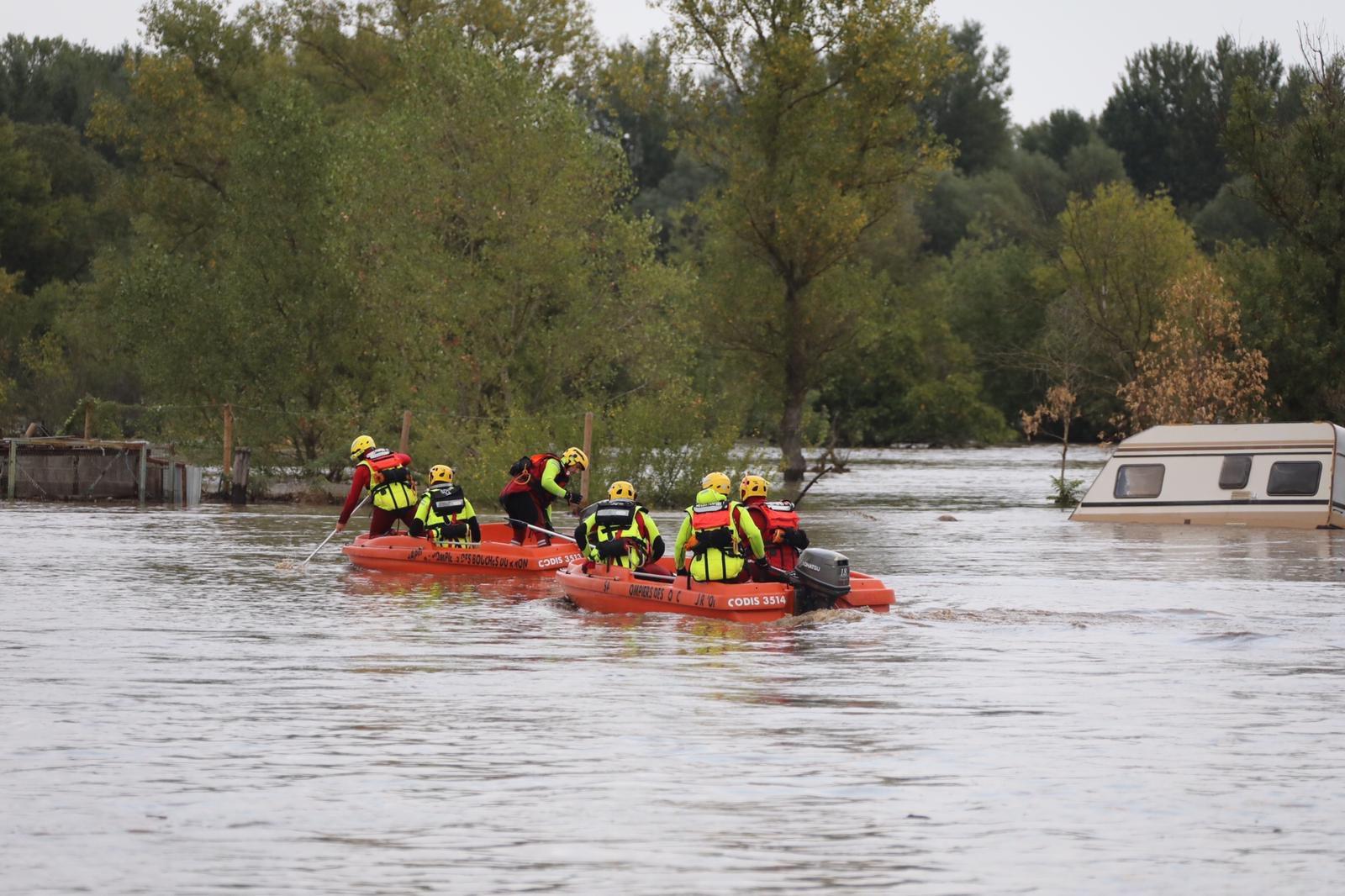 Image d'illustration pour Orages, inondations, tornades : week-end d'intempéries dans le Sud-Est
