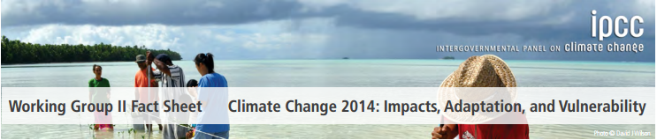 Image d'illustration pour Rapport du GIEC sur l'évolution du climat