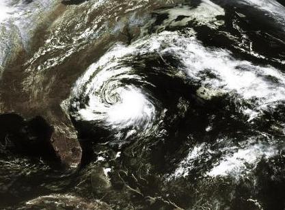 Image d'illustration pour Typhon Noul aux Philippines - Tempête Ana aux Etats-Unis