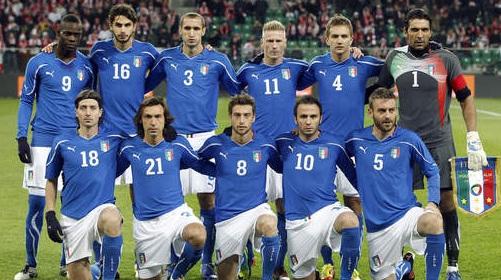 Image d'illustration pour EURO 2012 - prévision météo pour la finale Espagne -Italie