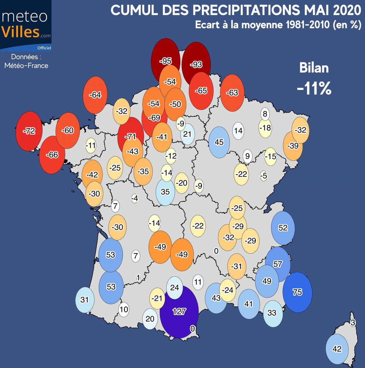 Image d'illustration pour Mai 2020 : la Bretagne, région la plus ensoleillée de France !