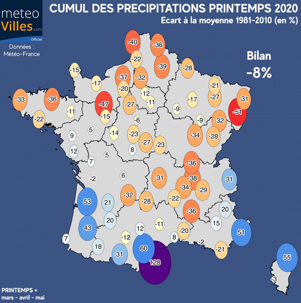 Image d'illustration pour Sécheresse en France : La situation s'aggrave