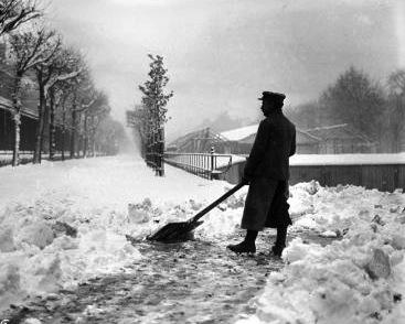 Image d'illustration pour Chronique des débuts novembre froids et neigeux