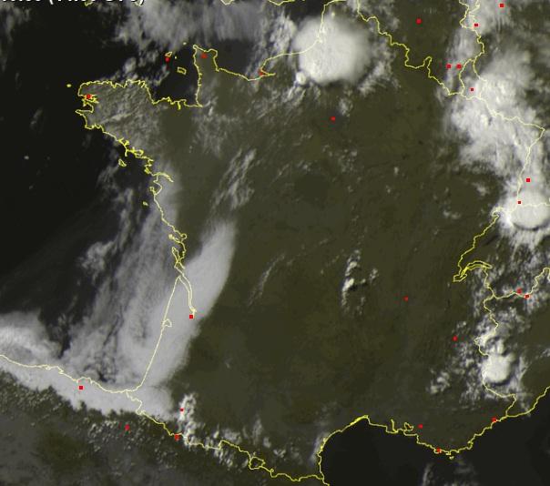 Image d'illustration pour Fortes chaleurs jeudi : entre 30 et 35°C sur de nombreuses régions